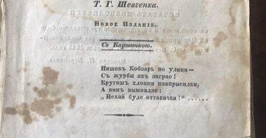 чигиринский кобзарь и гайдамаки