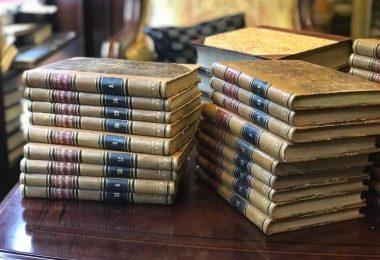 Антикварные книги - выгодная долгосрочная инвестиция