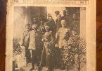 Иллюстрированный украинский журнал ОКО №9 1918 год