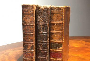 Путеводитель к древностям и достопамятностям Московским Четыре Тома 1792 год